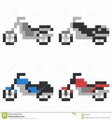 Moto D Ic 244 Ne D De Pixel D Illustration Illustration De