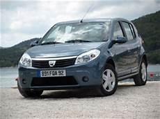 Argus Dacia Sandero 2009 1 4 Mpi 72 Gpl Ambiance