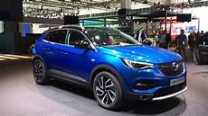 2018 Opel Grandland X Suv Walkaround At Iaa 2017 In