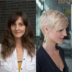 10 cute short haircuts make overs hair to short hair before after