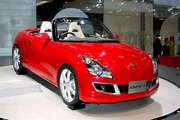 Gambar Mobil Daihatsu Copen  Rommy Car