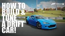 forza 7 best all around drift car setup tune build forza