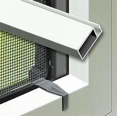 Insektenschutzgitter Mit Rahmen - schellenberg 50732 insektenschutz fenster standard wei 223