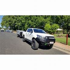afn toyota hilux 2015 no loop complete bumper bull bar arb mcc rhino replacement
