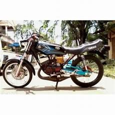 Rx King 2004 Modif by Motor Klasik Yamaha Rx King Modifikasi Tahun 2004 Warna