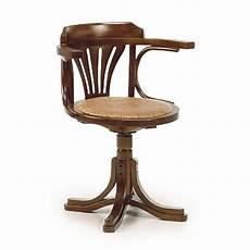 fauteuil de bureau r 233 tro en bois exotique mindi tali