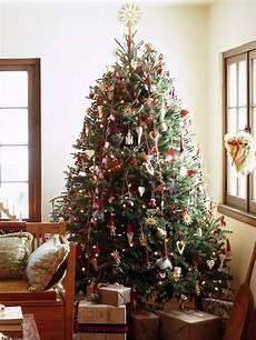 Weihnachtsbaum Rot Weiß Geschmückt - weihnachtsbaum schm 252 cken 25 beispiele und verschiedene