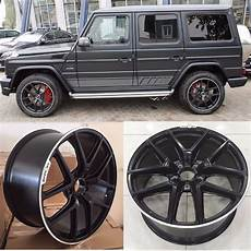 g65 wheels rims 21 quot inch for mercedes w463 g class