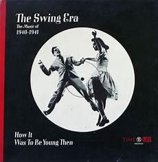 swing era guitars all that jazz the swing era 1940 1941 time