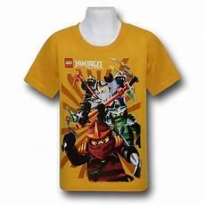 T Shirt Malvorlagen Kostenlos Ninjago Ninjago Orange Attack T Shirt