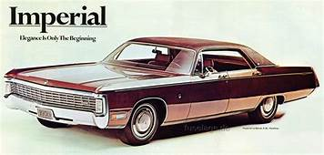 1970 The Mighty Imperial With Images  Chrysler