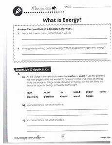science worksheets energy physical science january 2013 mrs garchow s classroom