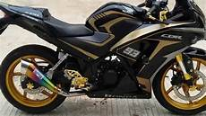 Modif Cbr K45 cbr 150 k45 modifikasi part iii