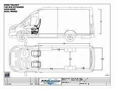 ford transit floor plans