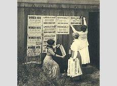 when could women in america vote