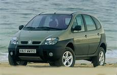 renault scenic rx4 renault scenic rx4 2 0i 16v 2 photos and 58 specs