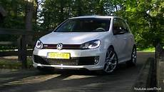 volkswagen golf 6 gti edition 35 sound accelerating