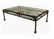 wrought iron coffee tables with glass top wrought iron coffee table design images photos pictures