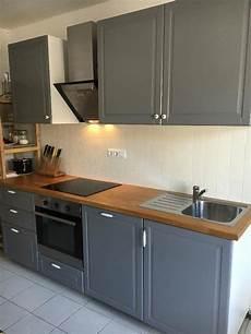 metod faktum küche k 220 chenzeile mit elektroger 195 164 ten ikea free