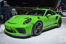 911 Gt3 Rs - 2019 porsche 911 gt3 rs gets more powerful and faster