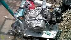Modifikasi Motor Jadi Mobil by Modifikasi Mesin Motor Jadi Srekel Pemotong Bata Putih