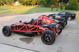 The Naked Truth – Ariel Atom 160  Writing About Cars