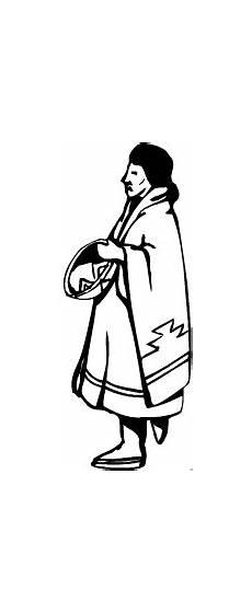 indianer in indianerkleidung ausmalbild malvorlage comics