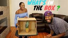 whats in the box challenge youtube