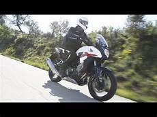 Essai Honda Cb 500 X