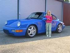 Porsche 964 RS  ZNS490404 Thomas Josef Schmitz