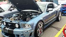 2006 ford mustang gt supercharged blue stallion youtube