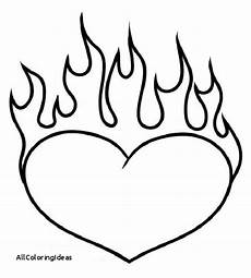 with flames coloring pages free on clipartmag