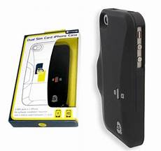 thumbsup dual sim card case for iphone 4 4s switching