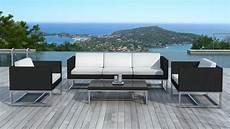 Salon De Jardin Au Design Contemporain Acapulco En R 233 Sine