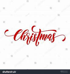 creative typography merry christmas vector text stock vector 526455223