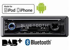 autoradio dab bluetooth blaupunkt stockholm 230 dab in car radio bluetooth ready