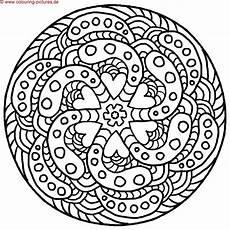 Kostenlose Ausmalbilder Mandala Pin Auf Ausmalbilder