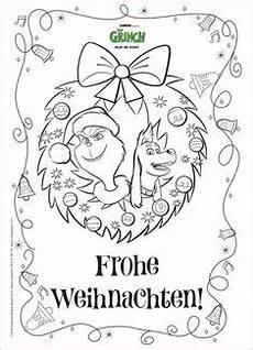 Grinch Malvorlagen Comic Ausmalbild Weihnachten Lebkuchenhaus Malvorlagen