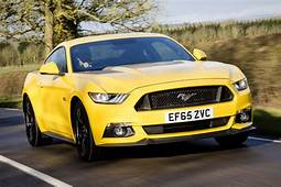 The Ford Mustang Is Most Popular Sports Car In World