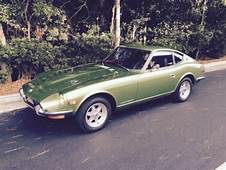 1972 Datsun 240Z Hatchback For Sale In Wilmington North