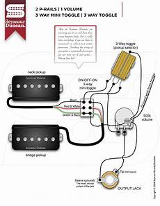 the p rails wiring bible part 3 seymour duncan