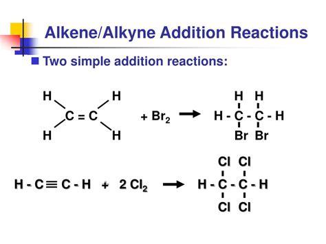 Alkene Br2