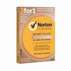 Norton Par Symantec Deluxe 3 Pour 1 Microspot Ch