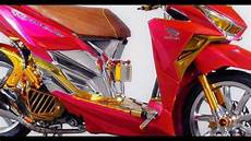Variasi Honda Vario 150 by Kinclong Abiiss Honda Vario 150 Modifikasi