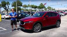is the 2019 mazda cx 5 the best performing looking suv
