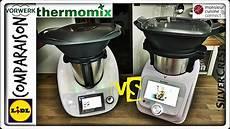 comparaison monsieur cuisine connect et thermomix tm5