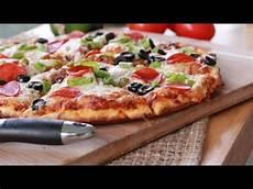 schnelle einfache rezepte n easy pizza recipe