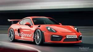 2020 Porsche 718 Cayman GT4 RS  Top Speed