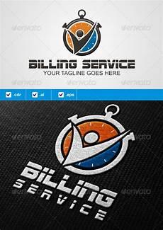 billingservice graphicriver logo template suitable for