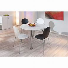 Table Ronde Cellini 100 Cm Blanc M 233 Tal 50700320 Achat